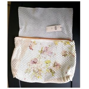 Anthropologie Bags - Anthropologie Floral Clutch *NEW*